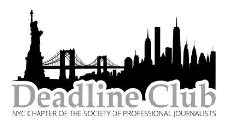 The Deadline Club, which is the organization of the Society of Professional Journalists', informed of the eCCO Magazin Editors, that the 2020 Awards Contest is Now Open. The Deadline Club's journalism competition, one of the most prestigious in New York, draws hundreds of entries each year. The 2020 contest covers work that was published or broadcast in 2019 by news organizations in the New York metropolitan area.