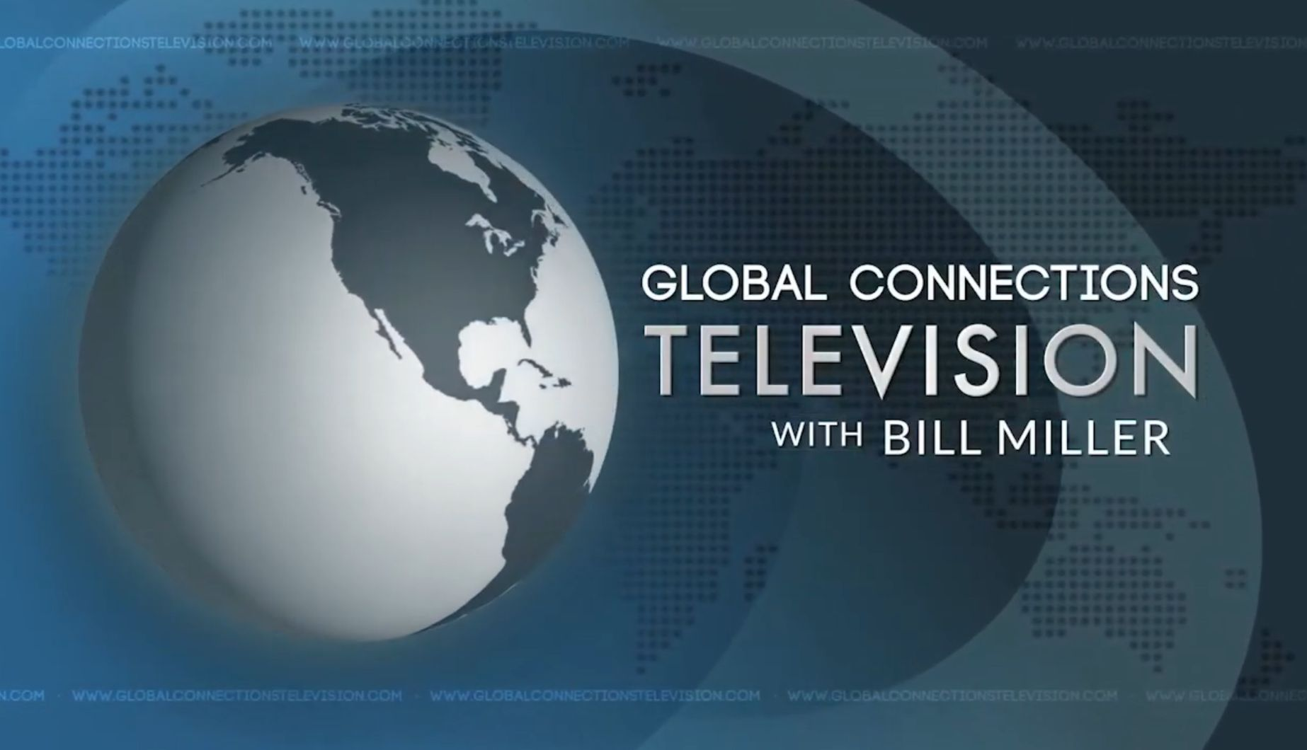 Global Connections Television (GCTV) has a talk show. GCTV is featuring its guests, from leaders at the UN to the private sector to academics to non-governmental organizations. International relations specialist Bill Miller in the GCTV global connections program discusses world events with experts from various fields every week.