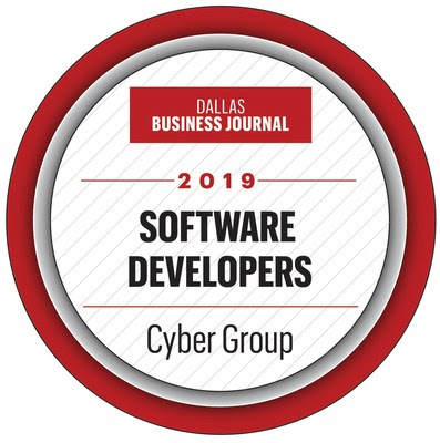 Cyber Group Ranks in Top 10 for Dallas Business Journal's List of Largest Software Development Companies published.